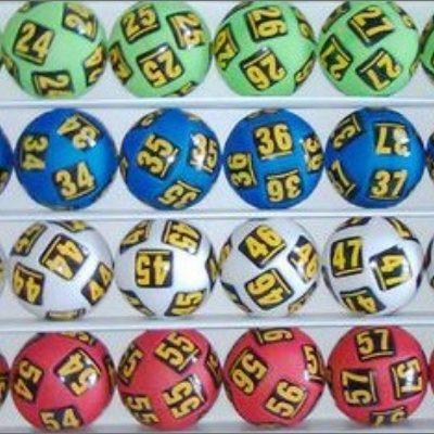LOTTO DRAW BALLS-44